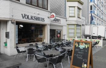 Café Volkshuis Koksijde caféspelen golfbiljart darts tafelvoetbal