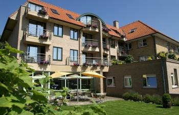 Wellness en gastronomie Oostduinkerke Hotel Hof ter Duinen