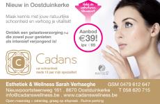 Cadans Wellness Oostduinkerke