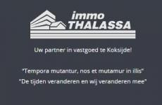 Immo Thalassa Koksijde vastgoedpartner kust