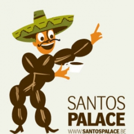 Tearoom Santos Palace Koksijde koffiebranderij
